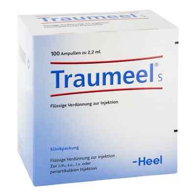 Traumeel S Ampullen  bei deutscheinternetapotheke.de bestellen