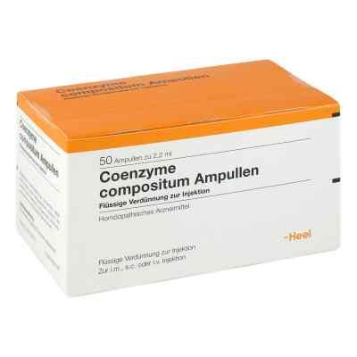 Coenzyme compositum Ampullen  bei deutscheinternetapotheke.de bestellen