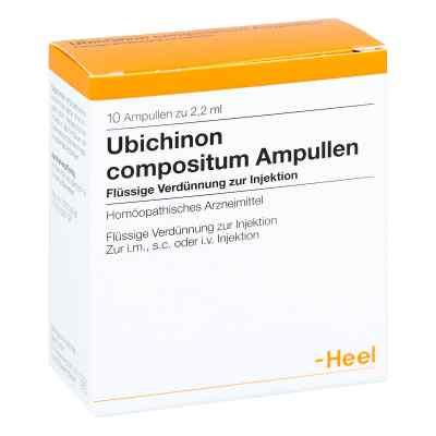Ubichinon compositus Ampullen  bei deutscheinternetapotheke.de bestellen
