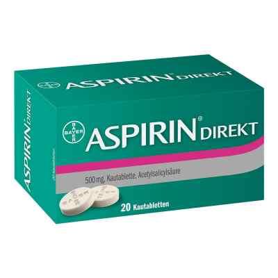 Aspirin Direkt  bei deutscheinternetapotheke.de bestellen