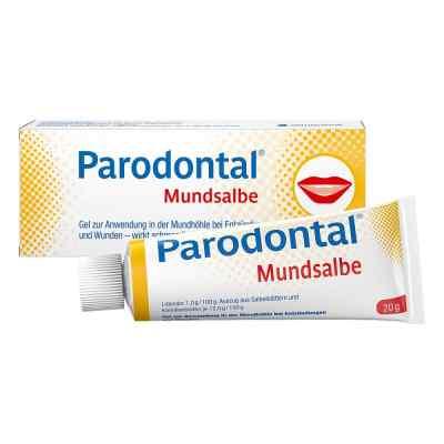 Parodontal Mundsalbe  bei deutscheinternetapotheke.de bestellen