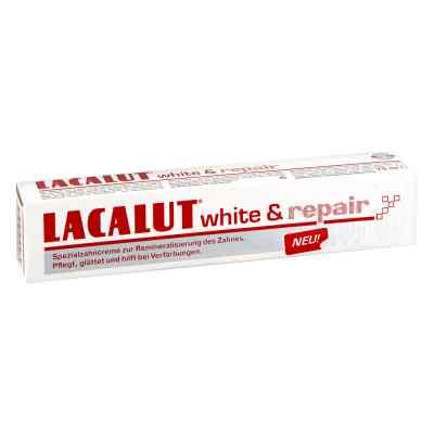 Lacalut white & repair Zahncreme  bei deutscheinternetapotheke.de bestellen