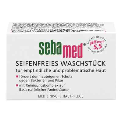 Sebamed seifenfreies Waschstück  bei deutscheinternetapotheke.de bestellen