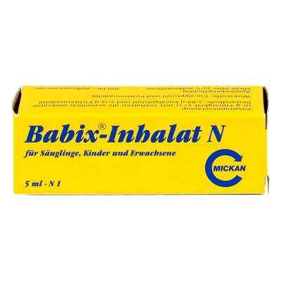 Babix-Inhalat N  bei deutscheinternetapotheke.de bestellen