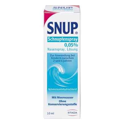Snup Schnupfenspray 0,05%  bei deutscheinternetapotheke.de bestellen