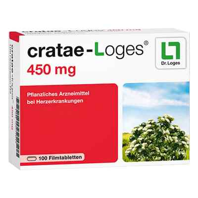 Cratae-loges 450mg  bei deutscheinternetapotheke.de bestellen