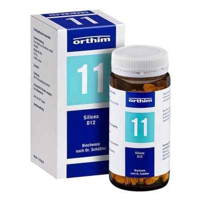 Biochemie Orthim 11 Silicea D12 Tabletten  bei deutscheinternetapotheke.de bestellen