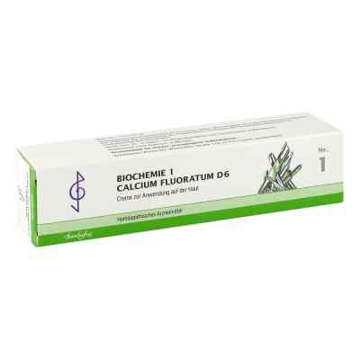 Biochemie 1 Calcium fluoratum D6 Creme  bei deutscheinternetapotheke.de bestellen