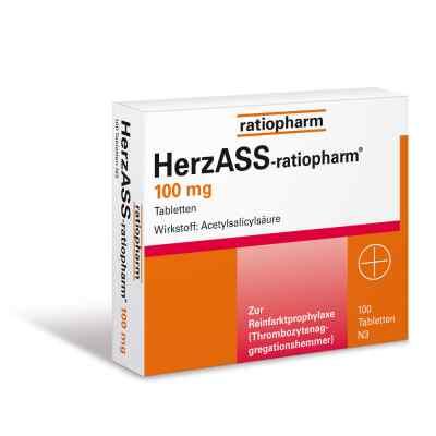 HerzASS-ratiopharm 100mg  bei deutscheinternetapotheke.de bestellen