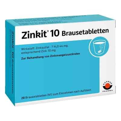 Zinkit 10  bei deutscheinternetapotheke.de bestellen