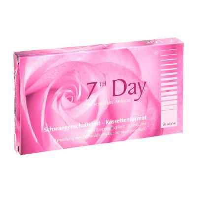 7 Th Day Schwangerschaftstest  bei deutscheinternetapotheke.de bestellen
