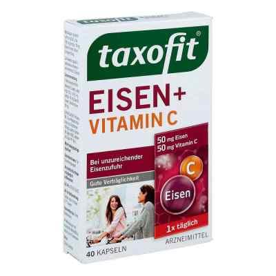 Taxofit Eisen+Vitamin C  bei deutscheinternetapotheke.de bestellen