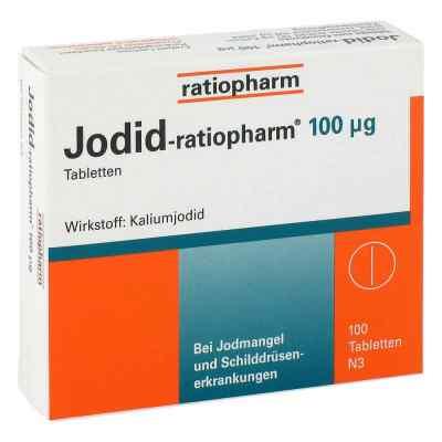 Jodid-ratiopharm 100μg  bei deutscheinternetapotheke.de bestellen