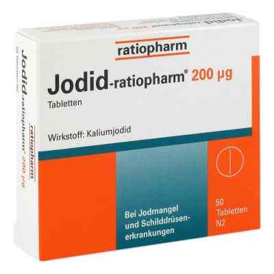 Jodid-ratiopharm 200μg  bei deutscheinternetapotheke.de bestellen