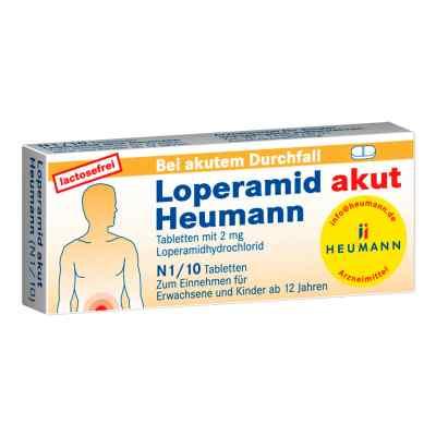 Loperamid akut Heumann  bei deutscheinternetapotheke.de bestellen