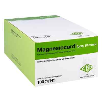 Magnesiocard forte 10 mmol Pulver  bei deutscheinternetapotheke.de bestellen