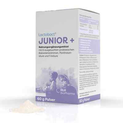 Lactobact Junior Pulver  bei deutscheinternetapotheke.de bestellen