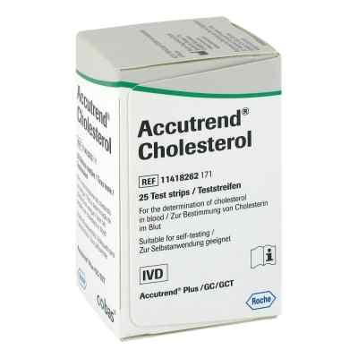 Accutrend Cholesterol Teststreifen  bei deutscheinternetapotheke.de bestellen