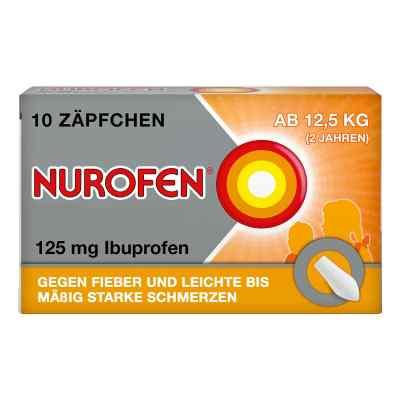 Nurofen Junior 125mg  bei deutscheinternetapotheke.de bestellen