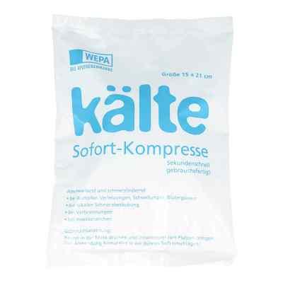 Kälte Sofort Kompresse 15x21cm  bei deutscheinternetapotheke.de bestellen