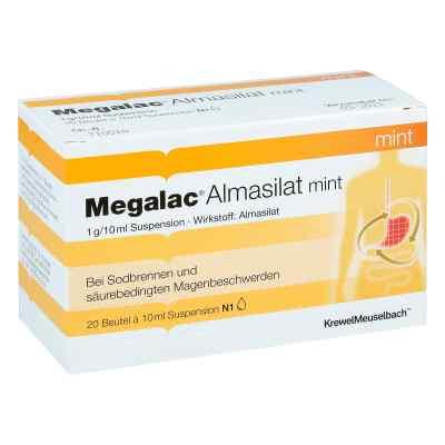 Megalac Almasilat mint Beutel  bei deutscheinternetapotheke.de bestellen