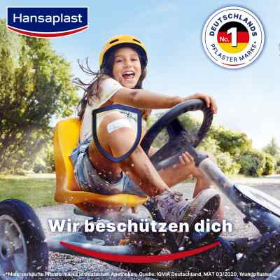Hansaplast Fixierpflaster sensitive 5mx1,25cm  bei deutscheinternetapotheke.de bestellen