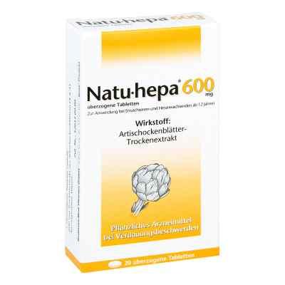 Natu-hepa 600mg  bei deutscheinternetapotheke.de bestellen