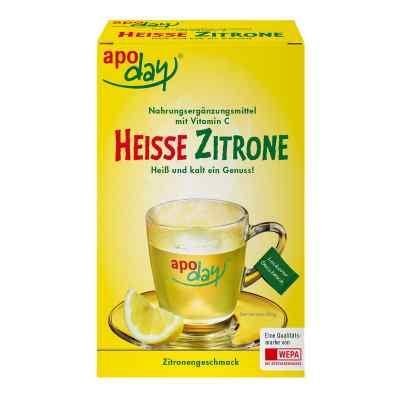Apoday Heisse Zitrone Vitamine c Pulver  bei deutscheinternetapotheke.de bestellen