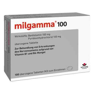 Milgamma 100 mg überzogene Tabletten  bei deutscheinternetapotheke.de bestellen