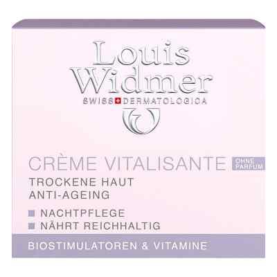 Widmer Creme Vitalisante unparfümiert  bei deutscheinternetapotheke.de bestellen