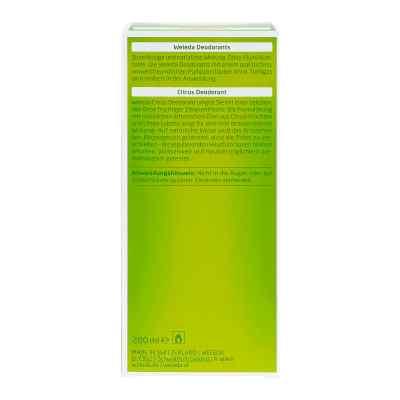 Weleda Citrus Deodorant Nachfüllflasche  bei deutscheinternetapotheke.de bestellen