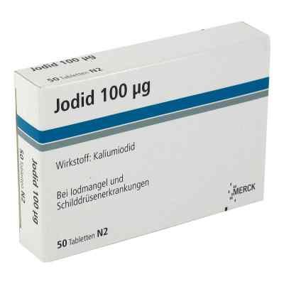 Jodid 100 Mikrogramm  bei deutscheinternetapotheke.de bestellen