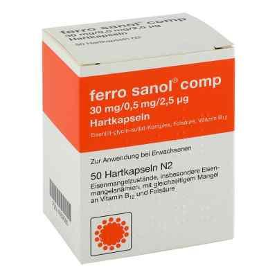 Ferro sanol comp 30mg/0,5mg/2,5μg  bei deutscheinternetapotheke.de bestellen