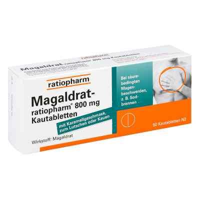 Magaldrat-ratiopharm 800mg  bei deutscheinternetapotheke.de bestellen