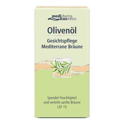 Olivenöl Gesichtspflege Creme mediterrane Bräune  bei deutscheinternetapotheke.de bestellen