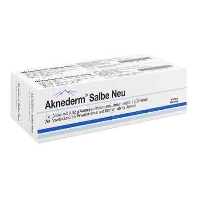 Aknederm Salbe Neu  bei deutscheinternetapotheke.de bestellen