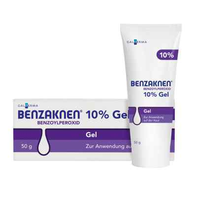 Benzaknen 10%  bei deutscheinternetapotheke.de bestellen