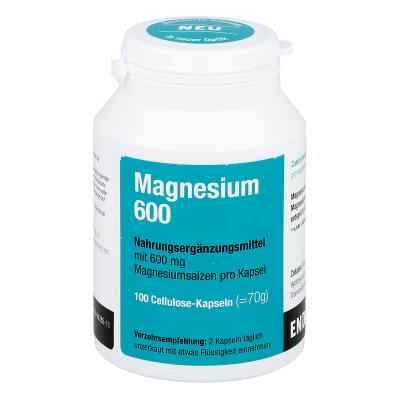 Magnesium 600 Kapseln  bei deutscheinternetapotheke.de bestellen