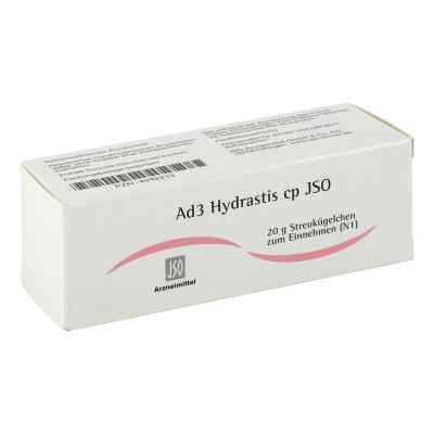 Jso Jkh Adermittel Ad 3 Hydrastis cp Globuli  bei deutscheinternetapotheke.de bestellen