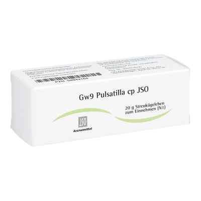 Jso Jkh Gewebemittel Gw 9 Pulsatilla cp Globuli  bei deutscheinternetapotheke.de bestellen