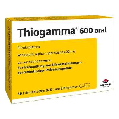 Thiogamma 600 oral  bei deutscheinternetapotheke.de bestellen