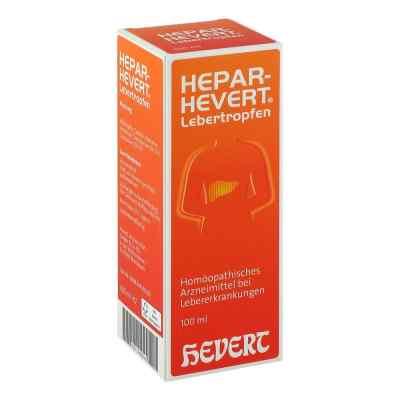 Hepar Hevert Lebertropfen  bei deutscheinternetapotheke.de bestellen