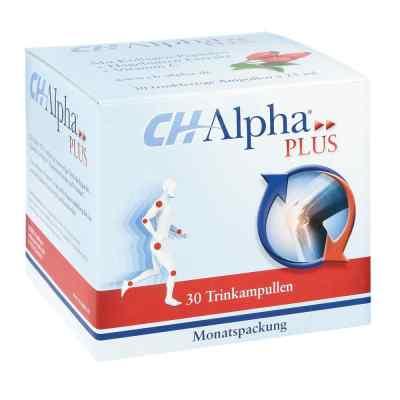 Ch Alpha Plus Trinkampullen  bei deutscheinternetapotheke.de bestellen