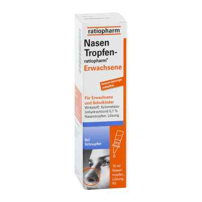 NasenTropfen-ratiopharm Erwachsene  bei deutscheinternetapotheke.de bestellen