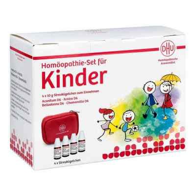 Homöopathie Set für Kinder Globuli  bei deutscheinternetapotheke.de bestellen