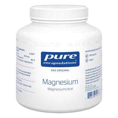 Pure Encapsulations Magnesium Magn.citrat Kapseln  bei deutscheinternetapotheke.de bestellen