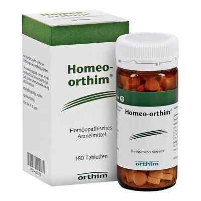 Homeo Orthim Tabletten  bei deutscheinternetapotheke.de bestellen