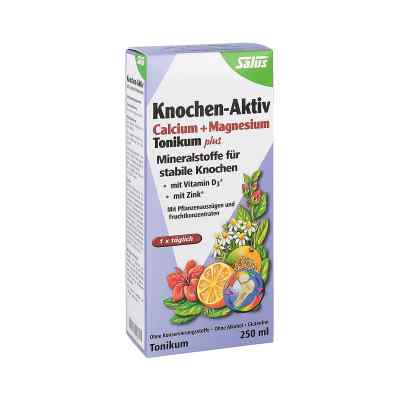 Knochen-aktiv Calcium+magnesium Tonikum plus Salus  bei deutscheinternetapotheke.de bestellen