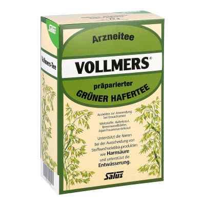Vollmers präparierter Grüner Hafertee  bei deutscheinternetapotheke.de bestellen