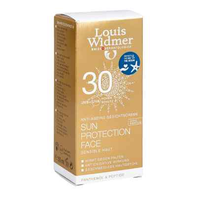 Widmer Sun Protection Face Creme 30 unparfümiert  bei deutscheinternetapotheke.de bestellen